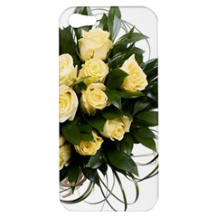 Bouquet Flowers Roses Decoration Apple Iphone 5 Hardshell Case
