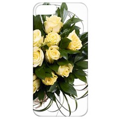 Bouquet Flowers Roses Decoration Apple Iphone 5 Classic Hardshell Case