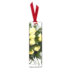 Bouquet Flowers Roses Decoration Small Book Marks