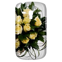 Bouquet Flowers Roses Decoration Galaxy S3 Mini