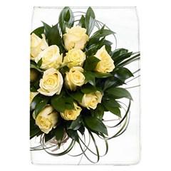 Bouquet Flowers Roses Decoration Flap Covers (l)