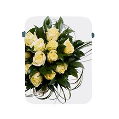 Bouquet Flowers Roses Decoration Apple Ipad 2/3/4 Protective Soft Cases