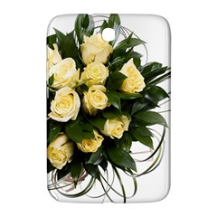 Bouquet Flowers Roses Decoration Samsung Galaxy Note 8 0 N5100 Hardshell Case