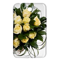 Bouquet Flowers Roses Decoration Samsung Galaxy Tab 3 (7 ) P3200 Hardshell Case
