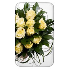 Bouquet Flowers Roses Decoration Samsung Galaxy Tab 3 (8 ) T3100 Hardshell Case