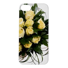 Bouquet Flowers Roses Decoration Apple Iphone 5s/ Se Hardshell Case