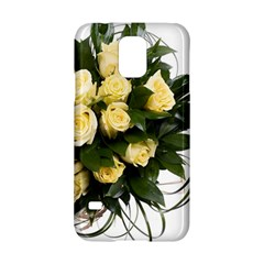 Bouquet Flowers Roses Decoration Samsung Galaxy S5 Hardshell Case