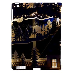 Christmas Advent Candle Arches Apple Ipad 3/4 Hardshell Case (compatible With Smart Cover)
