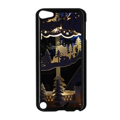 Christmas Advent Candle Arches Apple Ipod Touch 5 Case (black)