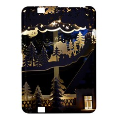 Christmas Advent Candle Arches Kindle Fire Hd 8 9