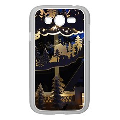 Christmas Advent Candle Arches Samsung Galaxy Grand Duos I9082 Case (white)