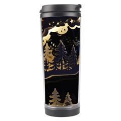 Christmas Advent Candle Arches Travel Tumbler