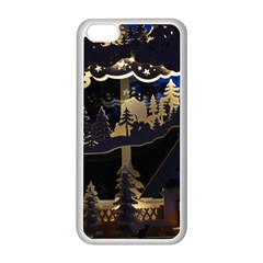 Christmas Advent Candle Arches Apple Iphone 5c Seamless Case (white)