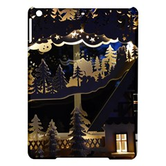 Christmas Advent Candle Arches Ipad Air Hardshell Cases