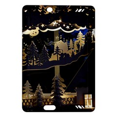 Christmas Advent Candle Arches Amazon Kindle Fire Hd (2013) Hardshell Case