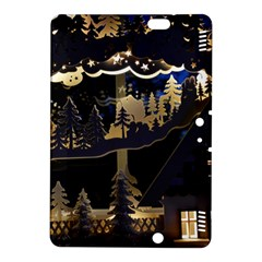 Christmas Advent Candle Arches Kindle Fire Hdx 8 9  Hardshell Case