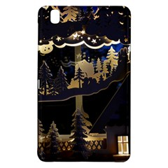 Christmas Advent Candle Arches Samsung Galaxy Tab Pro 8.4 Hardshell Case