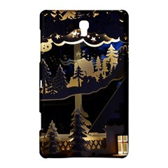 Christmas Advent Candle Arches Samsung Galaxy Tab S (8.4 ) Hardshell Case