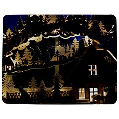 Christmas Advent Candle Arches Jigsaw Puzzle Photo Stand (rectangular)