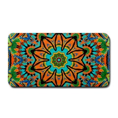 Color Abstract Pattern Structure Medium Bar Mats