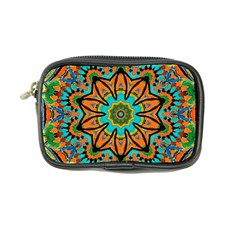 Color Abstract Pattern Structure Coin Purse