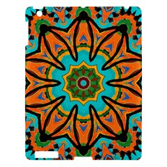 Color Abstract Pattern Structure Apple Ipad 3/4 Hardshell Case