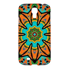 Color Abstract Pattern Structure Samsung Galaxy S4 I9500/i9505 Hardshell Case