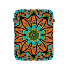 Color Abstract Pattern Structure Apple Ipad 2/3/4 Protective Soft Cases