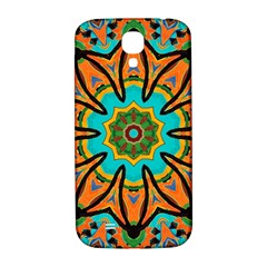 Color Abstract Pattern Structure Samsung Galaxy S4 I9500/i9505  Hardshell Back Case