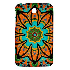Color Abstract Pattern Structure Samsung Galaxy Tab 3 (7 ) P3200 Hardshell Case