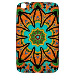 Color Abstract Pattern Structure Samsung Galaxy Tab 3 (8 ) T3100 Hardshell Case