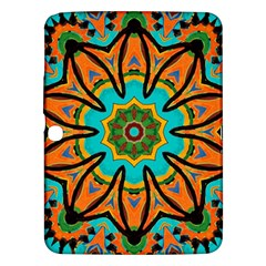 Color Abstract Pattern Structure Samsung Galaxy Tab 3 (10 1 ) P5200 Hardshell Case