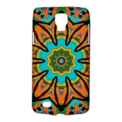Color Abstract Pattern Structure Galaxy S4 Active