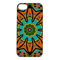 Color Abstract Pattern Structure Apple Iphone 5s/ Se Hardshell Case