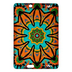 Color Abstract Pattern Structure Amazon Kindle Fire Hd (2013) Hardshell Case