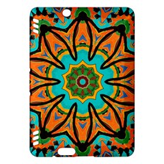 Color Abstract Pattern Structure Kindle Fire Hdx Hardshell Case