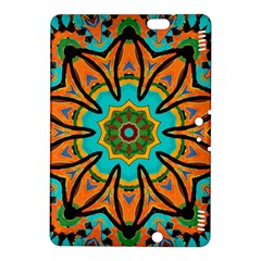 Color Abstract Pattern Structure Kindle Fire Hdx 8 9  Hardshell Case