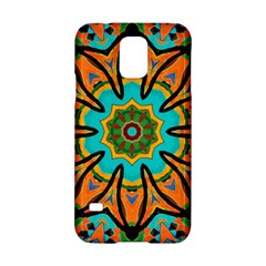 Color Abstract Pattern Structure Samsung Galaxy S5 Hardshell Case