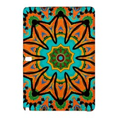 Color Abstract Pattern Structure Samsung Galaxy Tab Pro 10 1 Hardshell Case