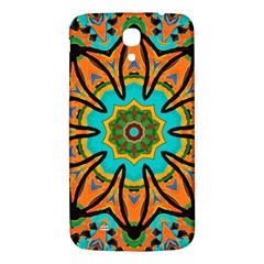 Color Abstract Pattern Structure Samsung Galaxy Mega I9200 Hardshell Back Case