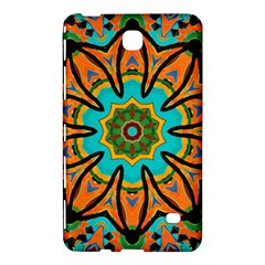 Color Abstract Pattern Structure Samsung Galaxy Tab 4 (8 ) Hardshell Case