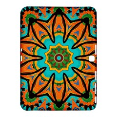 Color Abstract Pattern Structure Samsung Galaxy Tab 4 (10 1 ) Hardshell Case