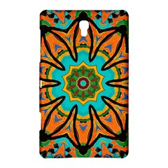 Color Abstract Pattern Structure Samsung Galaxy Tab S (8 4 ) Hardshell Case