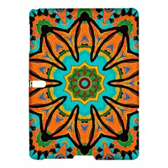 Color Abstract Pattern Structure Samsung Galaxy Tab S (10 5 ) Hardshell Case