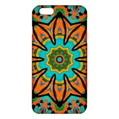 Color Abstract Pattern Structure iPhone 6 Plus/6S Plus TPU Case