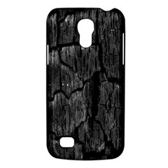 Coal Charred Tree Pore Black Galaxy S4 Mini