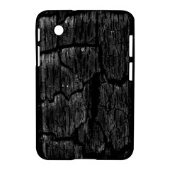 Coal Charred Tree Pore Black Samsung Galaxy Tab 2 (7 ) P3100 Hardshell Case