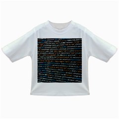 Close Up Code Coding Computer Infant/toddler T Shirts