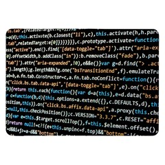 Close Up Code Coding Computer Samsung Galaxy Tab 8 9  P7300 Flip Case
