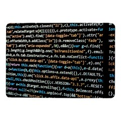 Close Up Code Coding Computer Samsung Galaxy Tab Pro 10 1  Flip Case